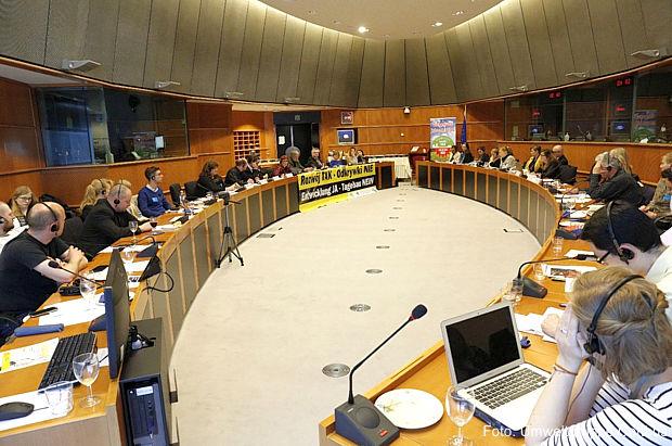 Braunkohle-Debatte im EU-Parlament