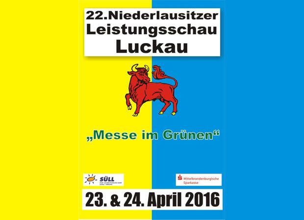 Niederlausitzer Leistungsschau in Luckau