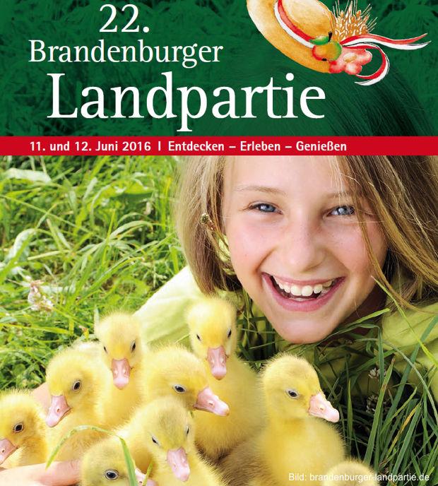 22. Brandenburger Landpartie