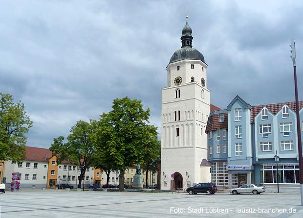 Kreisstadt Lübben