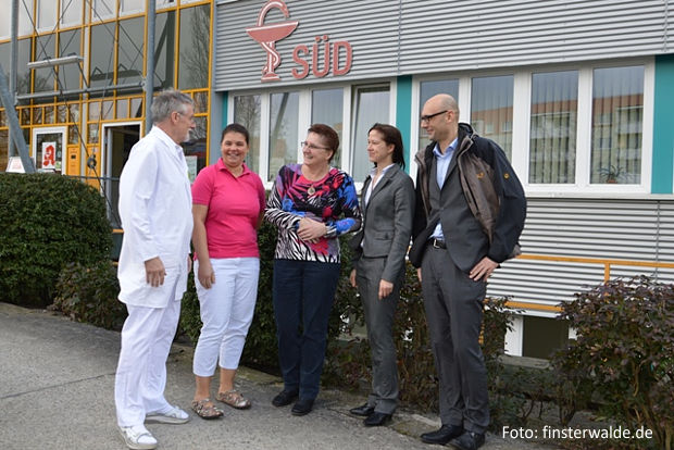 Medizinisches Versorgungszentrum in Finsterwalde wächst