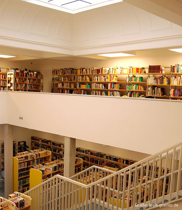 Barocke Stadtbibliothek Löbau