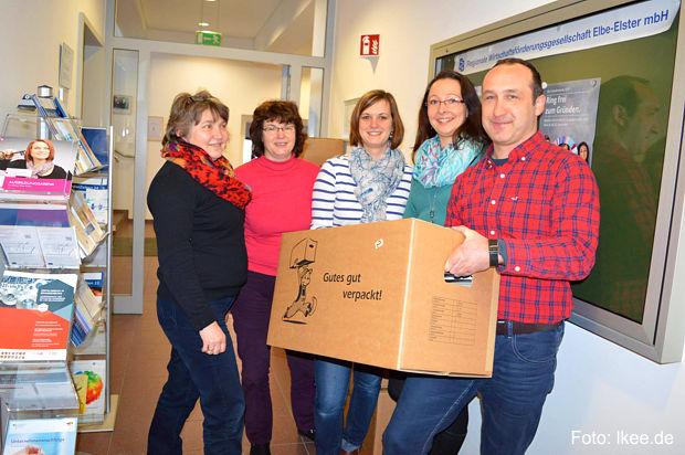 RWFG Elbe-Elster wechselt Geschäftsadresse