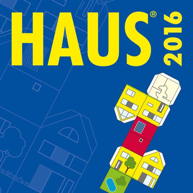 Baumesse HAUS vom 25. bis 28. Februar in Dresden