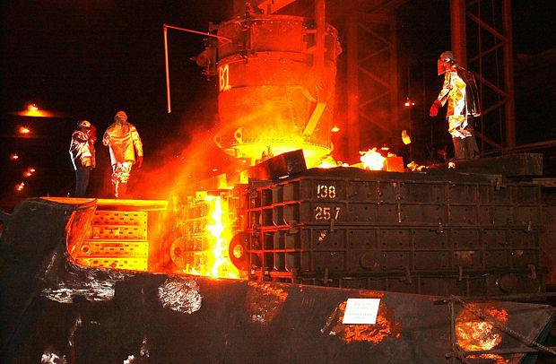 Erklärung Stahlstindustrie Ostdeutschland