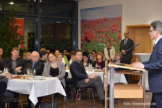 Unternehmertreffen der Stadt Finsterwalde