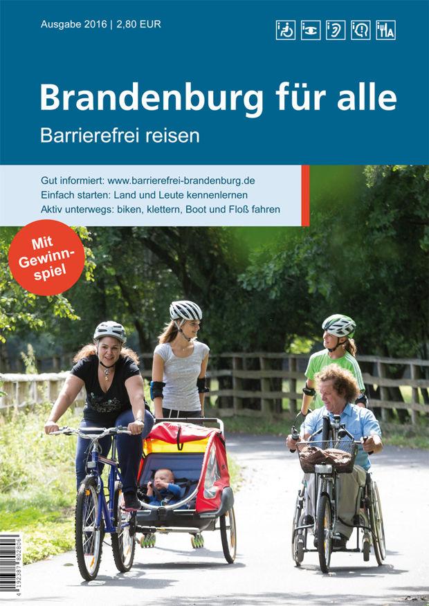 Barrierefreies Reisen in Brandenburg