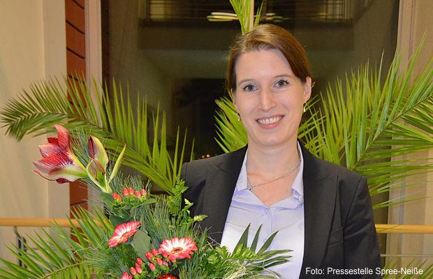onstanze Liljegren neue Leiterin Jobcenter Spree-Neiße