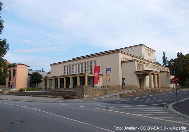 Gerhart-Hauptmann-Theater Zittau