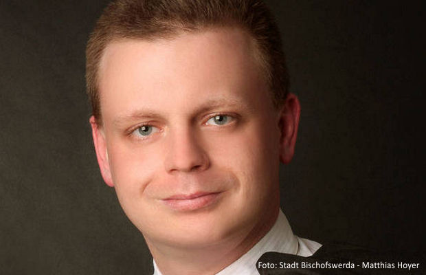 Matthias Hoyer - Wirtschaftsförderer in Bischofswerda