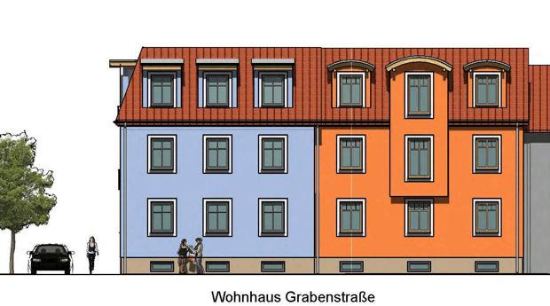 Finsterwalde - WGF plant Bau hochwertigen Wohnraums