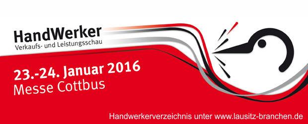 Handwerkerausstellung 2016 in Cottbus