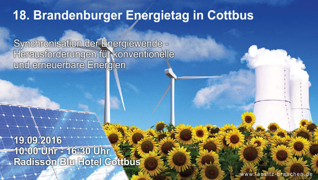 Brandenburger Energietag in Cottbus