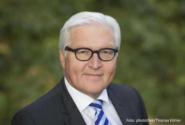 Frank-Walter Steinmeier - Talkabend in Großräschen