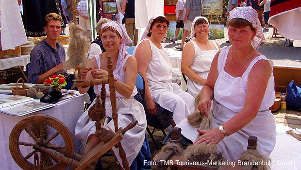 Spreewälder Handwerker- und Bauernmarkt 2017