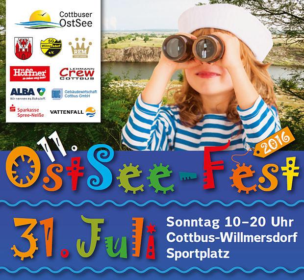 Cottbuser Ostsee-Fest 2016