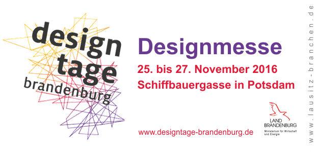 Designtage Brandenburg 2016