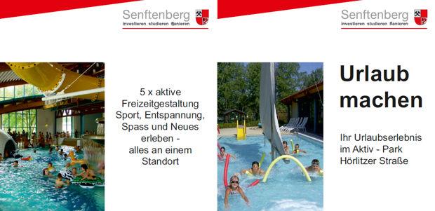 Aktiv Urlaubsangebote für Urlauber in Senftenberg