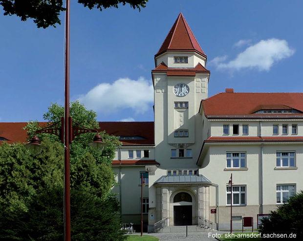 Krankenhaus Arnsdorf
