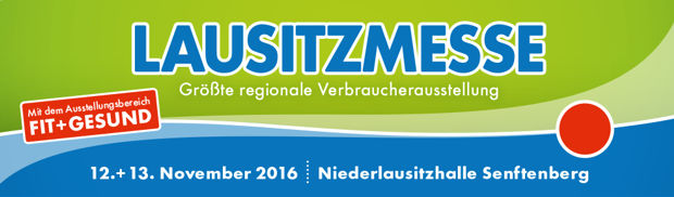 Lausitz Messe 2016 in Senftenberg