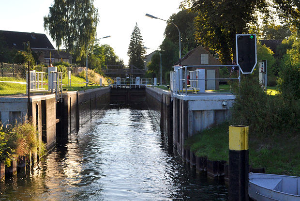 Neuordnung der Brandenburger Wasserstraßen