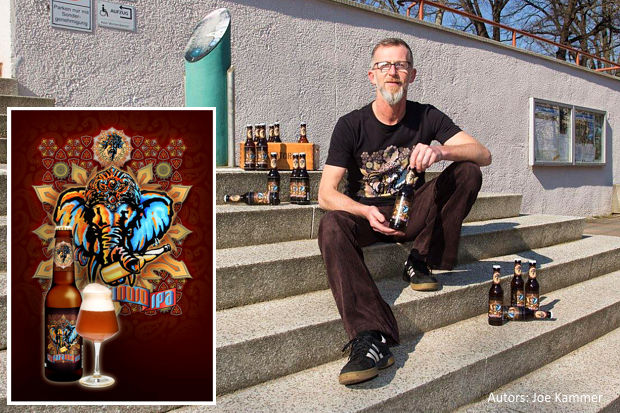 Craft Beer Award: Cottbuser F 60 Paranoid IPA holt Silbermedaille