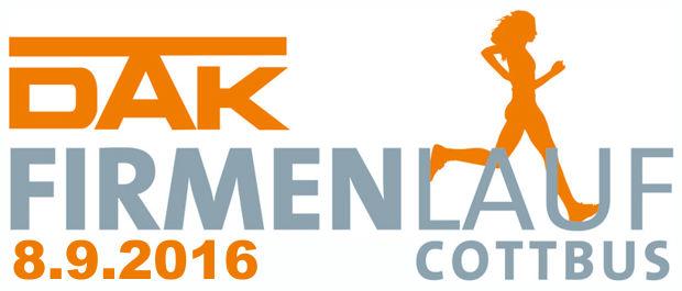 DAK Firmenlauf 2016 in Cottbus