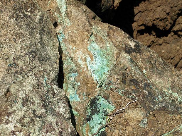 Kupferlagerstätte bei Spremberg
