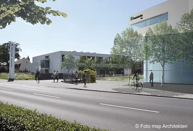 Technikum am Fraunhofer-Standort Zittau