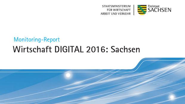 Digitalisierung in Sachsen