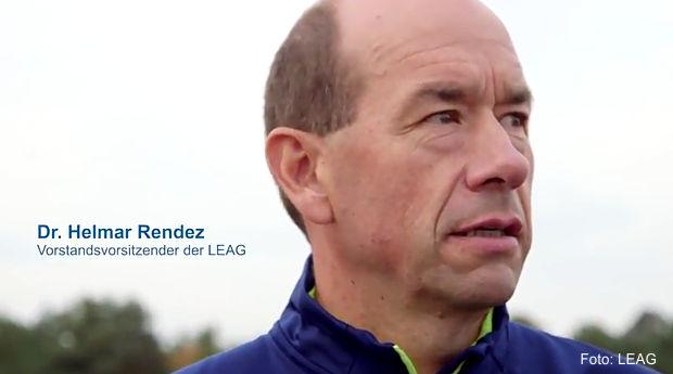 Dr. Helmar Rendez - Vorstandsvorsitzender der LEAG