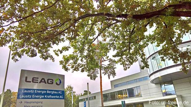 LEAG Hauptverwaltung in Cottbus