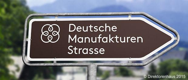 Deutsche Manufakturenstraße in Brandenburg
