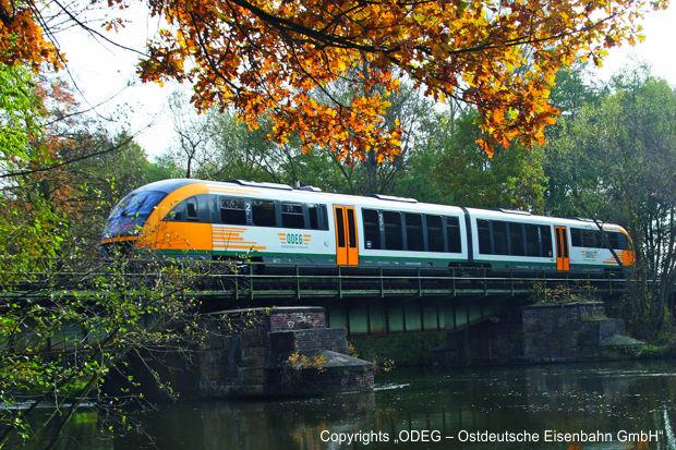 Regionalbahn Cottbus Lübbenau Lübben