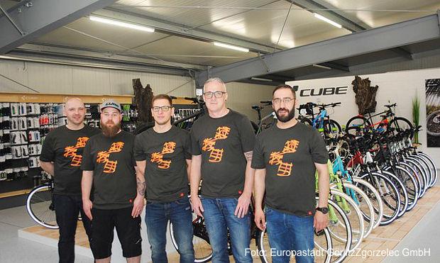 Cube Fahrradgeschäft in Görlitz eröffnet