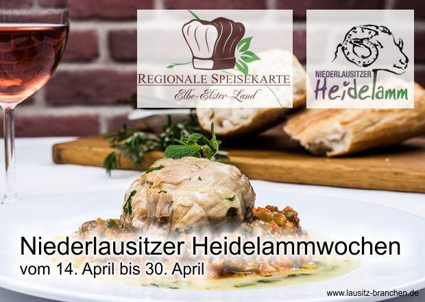 Es ist Tradition - zu Ostern kommt Niederlausitzer Heidelamm auf den Tisch.