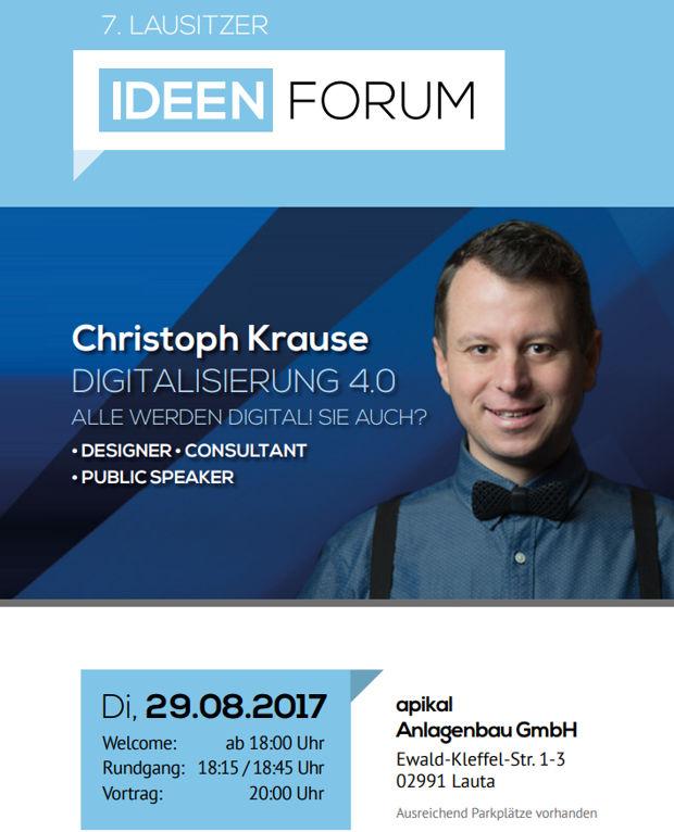 7. Lausitzer Ideenforum