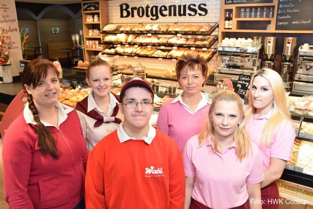 Bäckerei und Konditorei Wahl GmbH aus Bestensee