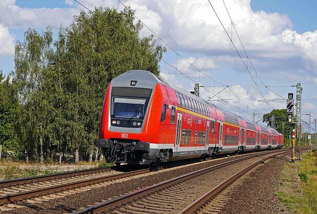 Bahnlinie Berlin-Dresden