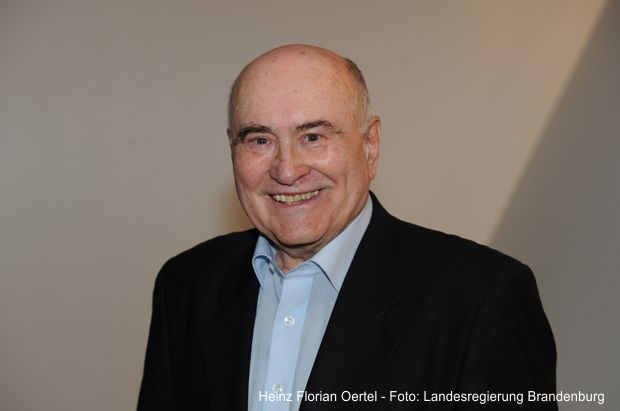 Heinz Florian Oertel  - Reporter mit Kultstatus
