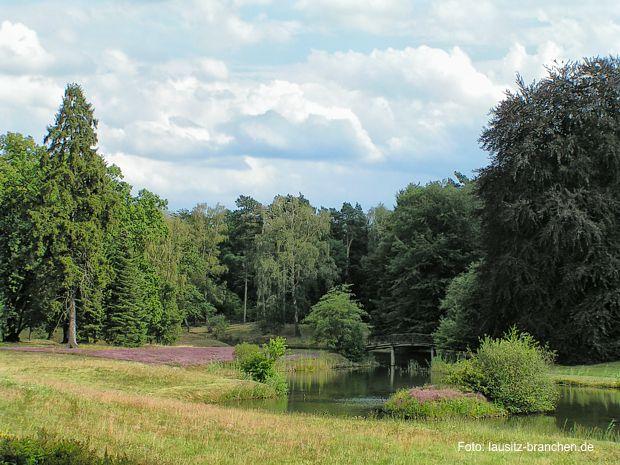 Park von Branitz in Cottbus