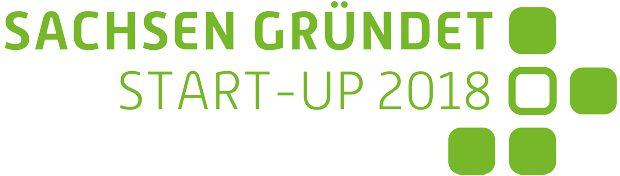 Sonderpreis Sachsen gründet - Start-Up 2018
