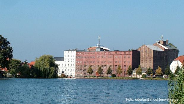 Oderland Mühlenwerke Müllrose