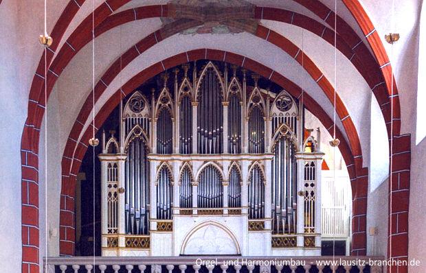 Orgel- und Harmoniumbauermeister Stefan Pilz, Mitarbeiter der Mitteldeutschen Orgelbau A. Voigt GmbH aus Bad Liebenwerda, hat als Meisterabschlussprojekt die Eule-Orgel in der St. Afra Kirche in Meißen rekonstruiert und restauriert. Nach einem Umbau des Instruments im Jahr 1947, wurden Pfeifen entfernt. Seit 2002 konnte sie nicht mehr gespielt werden, im November 2013 begann die Rekonstruktion.