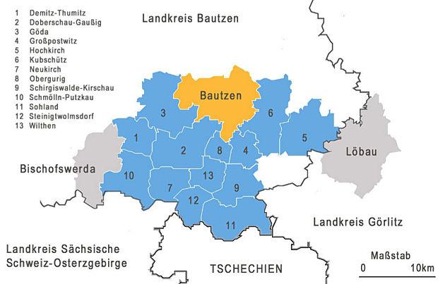 Leader-Region Bautzener Oberland