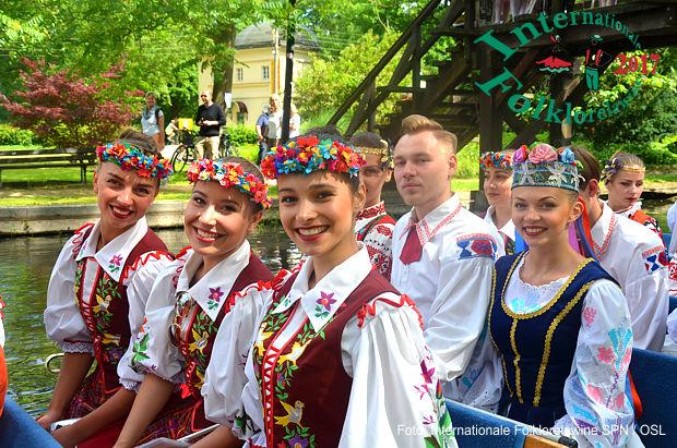 Internationale Folklorelawine 2017