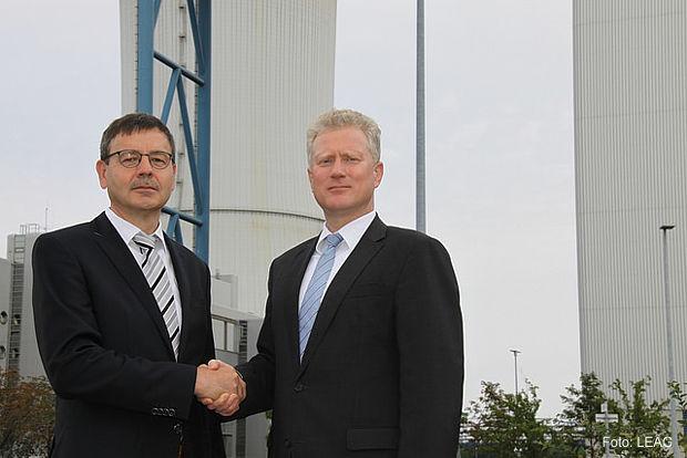 Carsten Marschner ist neuer Leiter / Thomas Hörtinger wechselt ins LEAG-Management