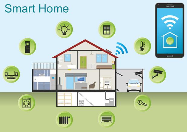 Smart Home Wenn Die Heizung Mit Dem Smartphone Spricht