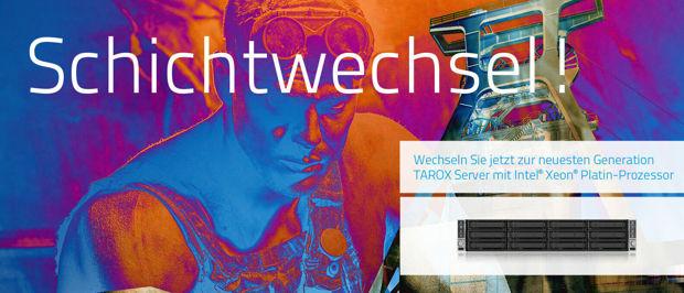 Tarox ParX Server der 6. Generation