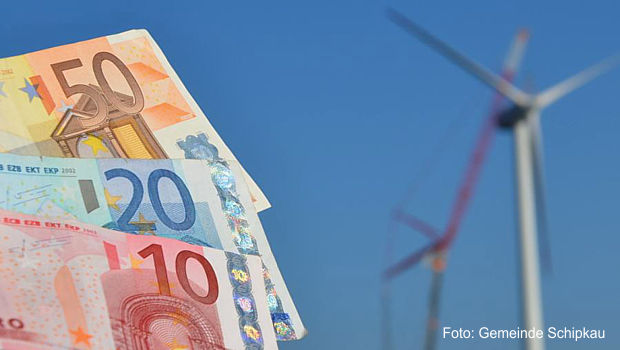 Windparkbonus der Ventotec GmbH